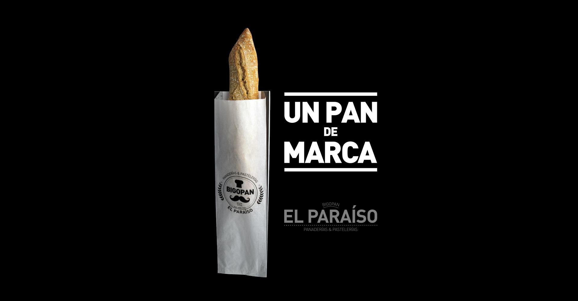 Un pan de marca