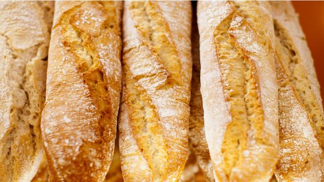 barras de pan bigopan