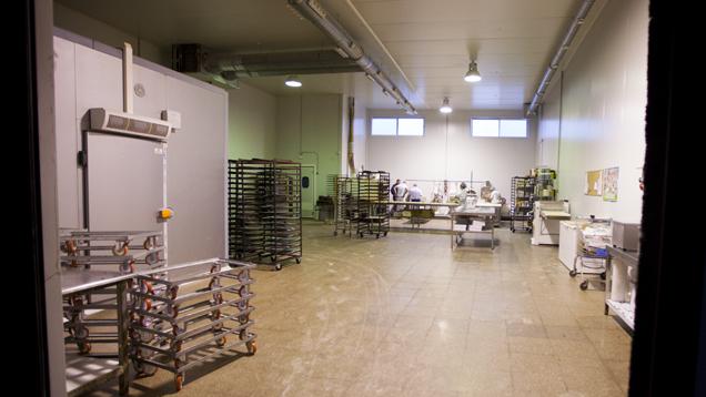 Interior fábrica bigopan