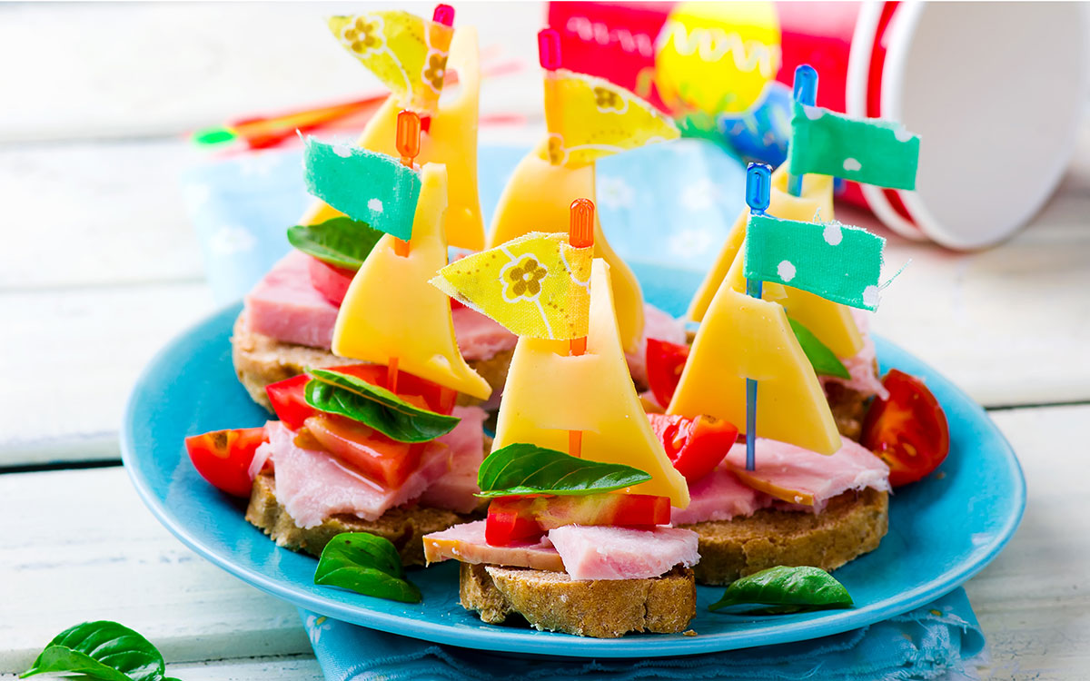 Bigopan bocadillos divertidos para los peques de la casa - Ideas divertidas para fiestas infantiles ...