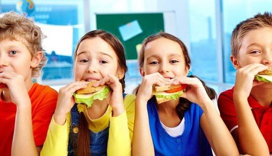 ideas de comidas para recreo en jaén